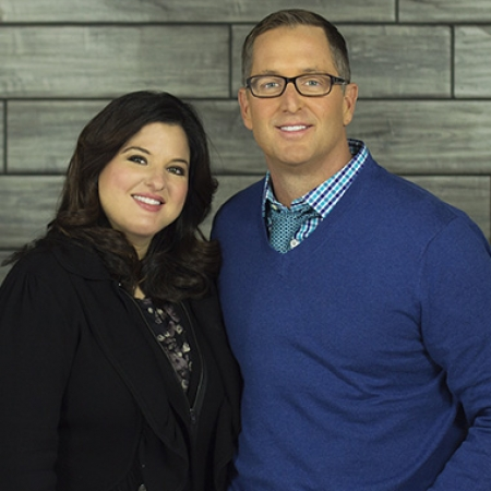 Pastor Stovall & Kerri Weems